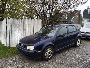 2006 VW Golf TDI