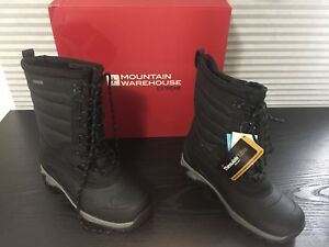 Mountain Warehouse Snow Winter Boots - Size 11