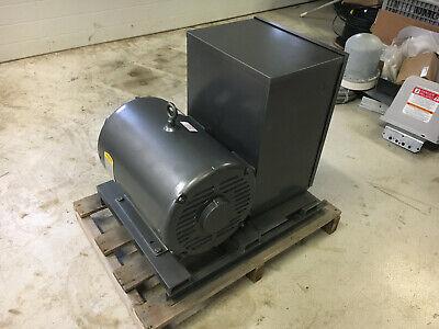 20-hp Rotary Phase Converter Steelman R-2050-230-hd Three 3 Cnc Machine Shop Ul