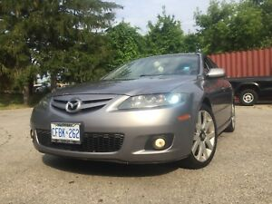 2006 Mazda 6 V6 grand touring with nav