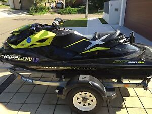 Sea Doo RXP260 Coogee Eastern Suburbs Preview