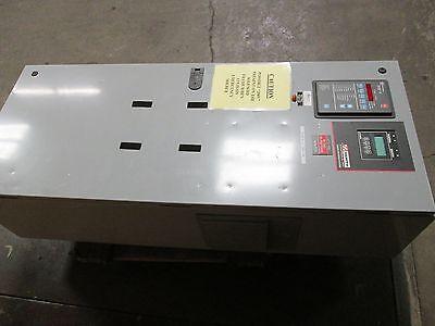 Ge Zenith Automatic Transfer Switch 277480v 3 Ph 100 Amp 60hz Ztsdl10es-7