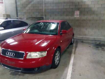 Audi A4 Sedan 2.0 Great and reliable Come get it Brisbane City Brisbane North West Preview