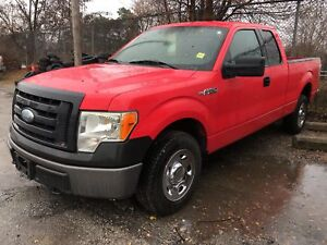 2009 Ford F-150 XL, Automatic, Extended Cab, 4x4