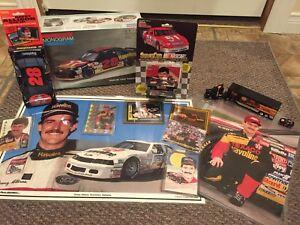 NASCAR Davey Allison Collector Items Lot