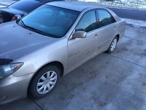 2006 Toyota Camry LE Sedan, Inspected, Active Status