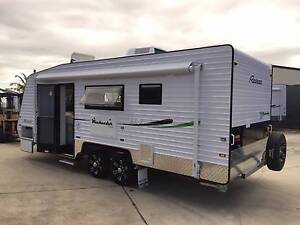 """TAKE ME HOME TODAY!! 2015 20'6"""" REGENT WEEKENDER FAMILY BUNK Clontarf Redcliffe Area Preview"""