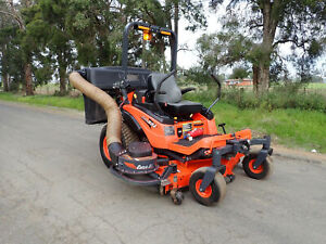 2014 KUBOTA ZD331 COMMERCIAL DIESEL ZERO TURN RIDE ON LAWN MOWER WITH CATCHER TORO JOHN DEERE Austral Liverpool Area Preview