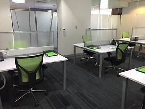 Co-working - Dedicated Desk in St Martins Tower $119 per week Perth Perth City Area Preview