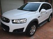 2012 Holden Captiva Series II Turbo Diesel Seven Seater Padstow Bankstown Area Preview