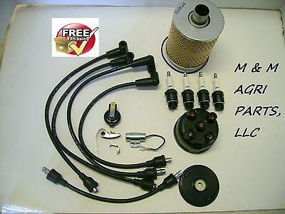 Complete Tune Up Kit Ih Farmall A B C H 100 130 140 200 230 240 Super A C H