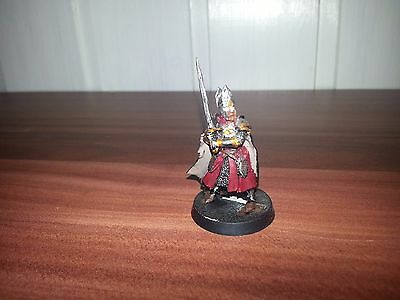 Hochkönig Elendil Herr der Ringe Games Workshop Lord of the Rings