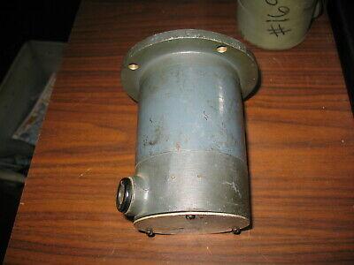 Ge 5py59ey2b Tachometer Generator 28.6 Vac Per 1000 Rpm