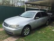 Ford Fairlane 2007 BF Ghia Karalee Ipswich City Preview