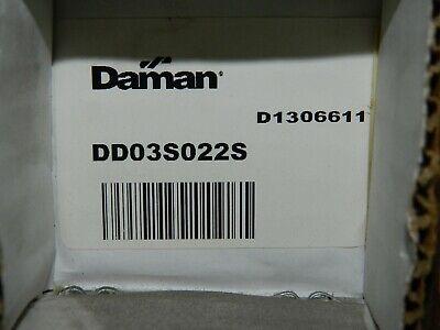 New Daman Dd03s022s Hydraulic Manifold