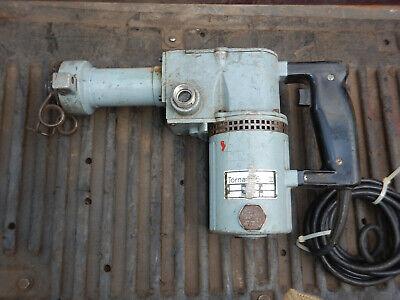 Older Hilti Torna 165 Rotary Hammer Drill Swiss Made