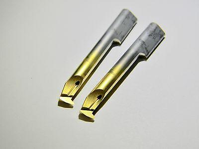 Ph Horn Supermini Standard Carbide Inserts Qty 2 Ru105.ac12.5.7 Grade Tn35