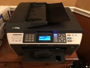Brother printer MFC-6490CW
