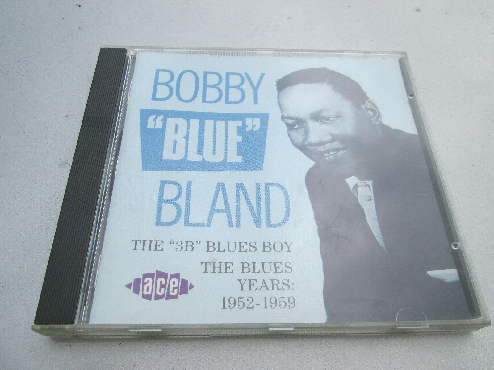 BOBBY BLUE BLAND BEST 52-59 BLUES CD - NICE CONDITION  - $16.99