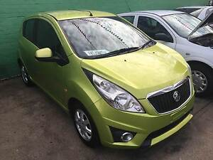 2011 Holden Barina Spark Hatchback MANUAL - CHEAP Lakemba Canterbury Area Preview