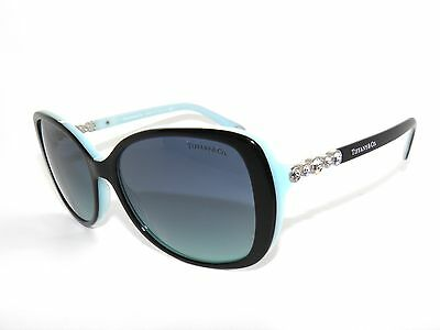TIFFANY & CO TF4121B 4121B BLACK/BLUE/BLUE GRADIENT 8055/9S  SUNGLASSES 4121
