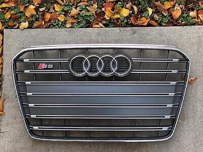 Audi S5 OEM GRILL FITS2013 14 15 16 17