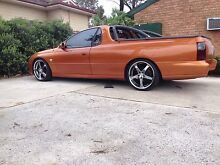 """Holden Commodore 20"""" rims Blacktown Blacktown Area Preview"""