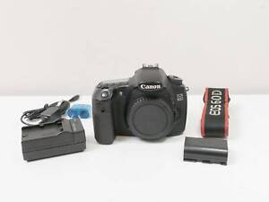 Canon 60D Digital Camera Body Only ~Pls Read Description Tarneit Wyndham Area Preview