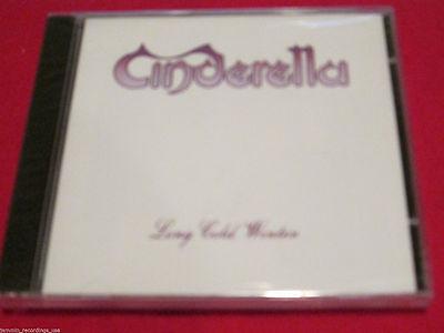 CINDERELLA - LONG COLD WINTER - NEW CD