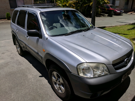 2002 Mazda Tribute 4D 4×4  Wagon Robertson Brisbane South West Preview