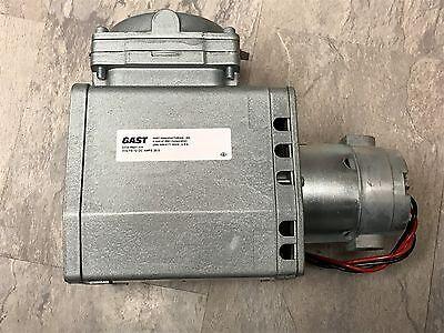 Gast Doa-p501-kh Air Compressor Vacuum Pump