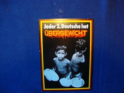 """""""Politische"""" Postkarte von Klaus Staeck , Nr. 70a aus dem Jahr 1977"""