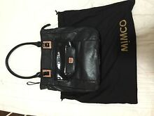 MIMCO Black Tote Bag Kingsford Eastern Suburbs Preview