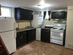 2 bedroom basement apartment in Bowmanville