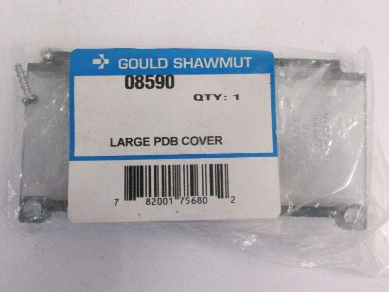 Gould Shawmut Large PDB Cover, 08590, Lot of 6
