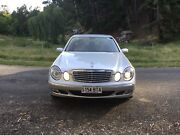 MERCEDES BENZ E280 ELEGANCE 92000kms 1 ADELAIDE OWNER MY06 Burnside Burnside Area Preview