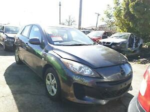Wrecking 2013 Mazda 3 Keilor East Moonee Valley Preview
