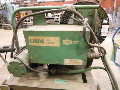 Wire Feed Linde Vi-400 Mig Welder Wire Feeder Only