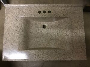 Newer Molded Sink