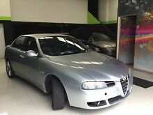 2005 Alfa Romeo 156 Sedan ti Blacktown Blacktown Area Preview