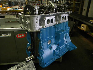 NISSAN 2.4L Z24 83-89 REBULT ENGINE  NO CORE REQUIRED