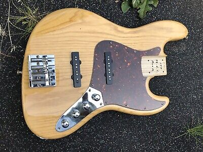 Fender Jazz Moon JB4 JAZZ Bass Body