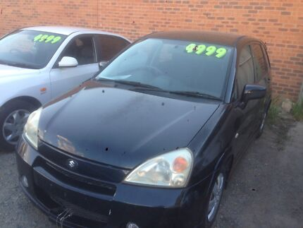 2004 SUZUKI LIANA AUTO MAKE AN OFFER!!!