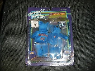 SALVINO'S BABY BAMMERS MLB SEALED BEARS 1999 MIKE PIAZZA ROBIN VENTURA