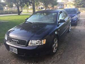This Audi is available