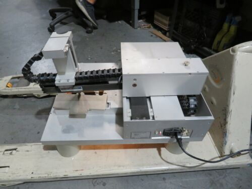 PharmaVision 830 THK LM Guide Actuator KR BEADCHECK 850 AS IS