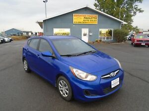 2014 Hyundai Accent -GUARANTEED APPROVALS APPLY TODAY- WOW!!