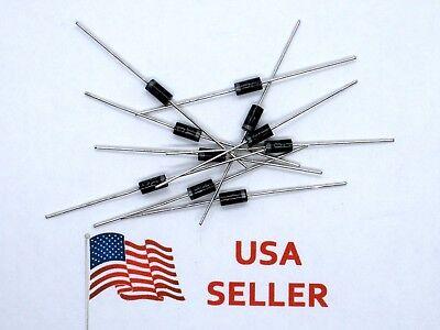 1n4004 Rectifier Diode 1a 400v Do41 10 Pieces Usa Seller