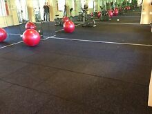 A1 Rubber Impact Gym Tiles Mats Perth WA - no toluene emissions West Perth Perth City Preview