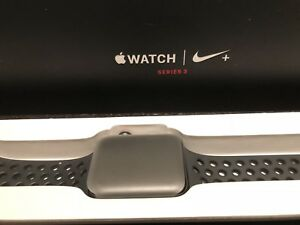 SOLD Apple Watch Series 3 Nike edition with LTE+GPS